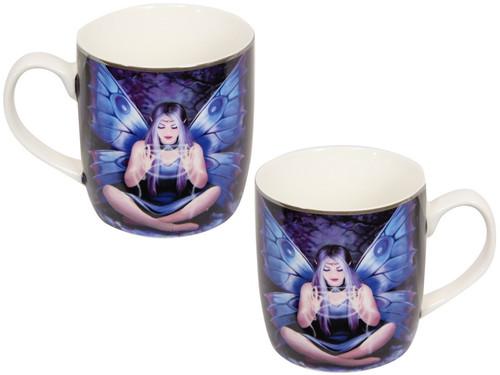 """Anne Stokes """"Spell Weaver"""" Mug Boxed"""