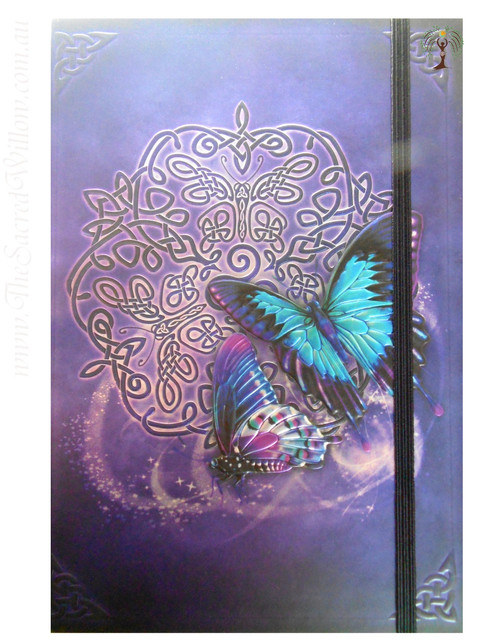 Celtic Butterfly Spell Book
