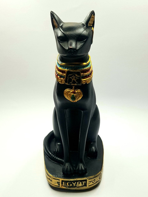 Bastet Statue ~ Protector and Defender ~ 17cm