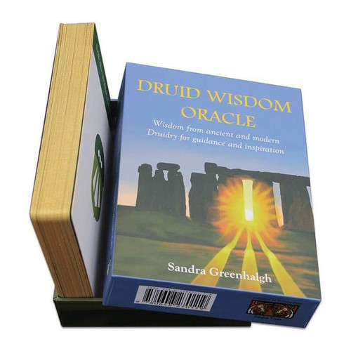 Druid Wisdom Limited Edition Oracle Cards ~ Sandra Greenhalgh