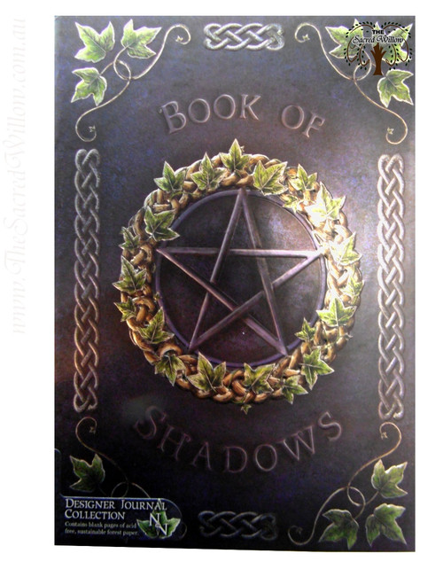 Pentagram Ivy Book of Shadows
