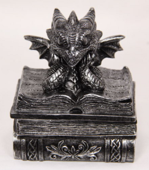 Dragon Trinket Box 12cm