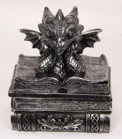 Dragon Trinket Box 12cm