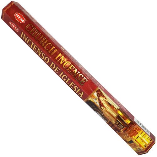 Hem Church Incense Sticks 20 gram Hexagonal