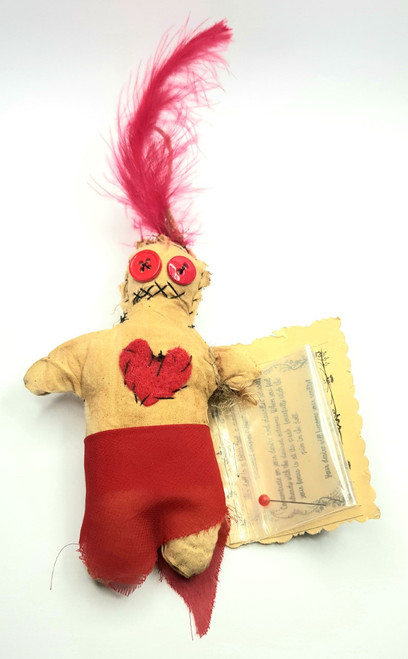 Voodoo Doll New Orleans Bewitched Health and Vitality 13cm