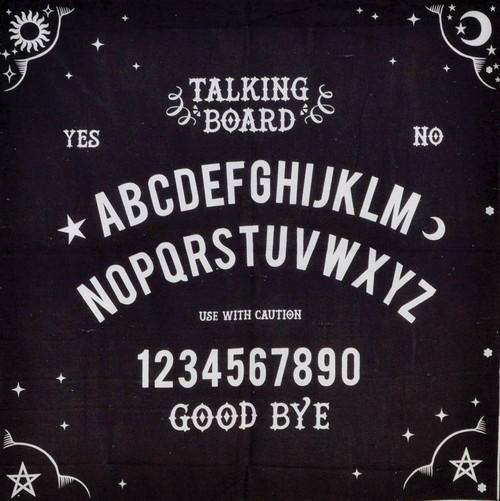 68cm Ouija Board Altar or Tarot Cloth Cotton