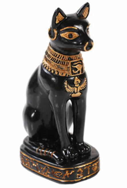 Bastet Statue ~ Protector and Defender ~ Small 7.5cm