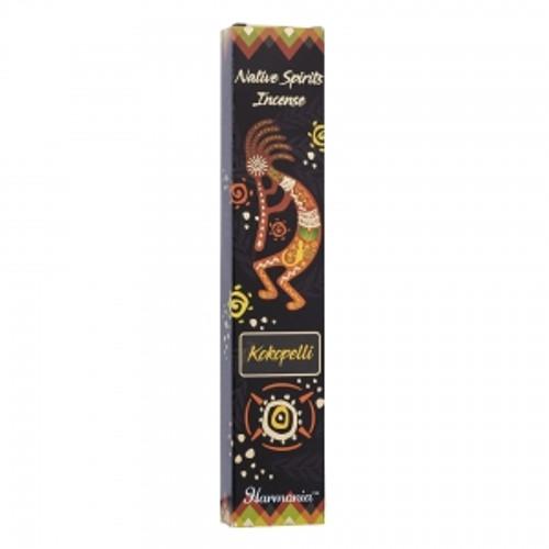 "Native Spirits ""Kokopelli"" Incense Sticks 15gm"