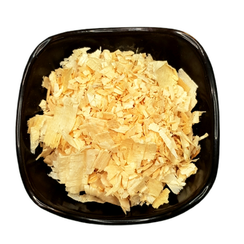 Pinion Pine Wood Chip Flakes - USA 5 grams