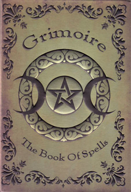 "Grimoire ""Book of Spells"" Book / Journal 21x15cm"