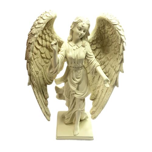 Archangel Raphael Resin Statue ~ 20cm