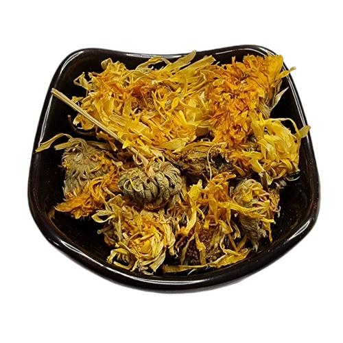Calendula/ Marigold (Calendula officinalis) Dried Flower Whole