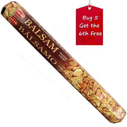 Balsam Hem Incense