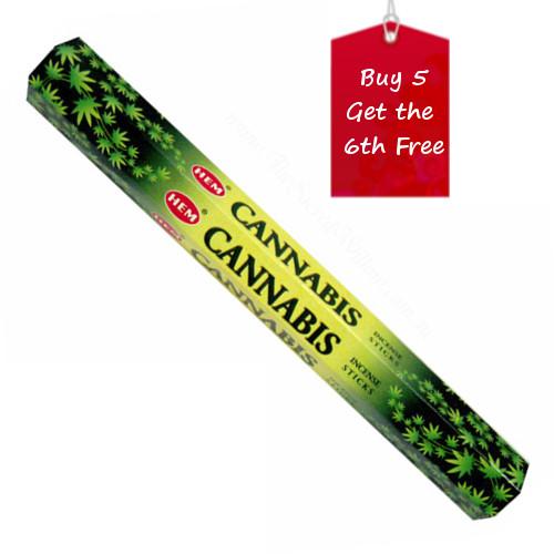 Cannabis Hem Incense