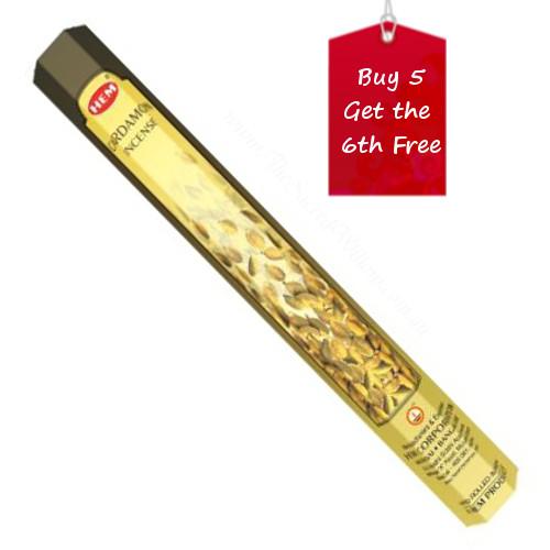 Cardamom Hem Incense