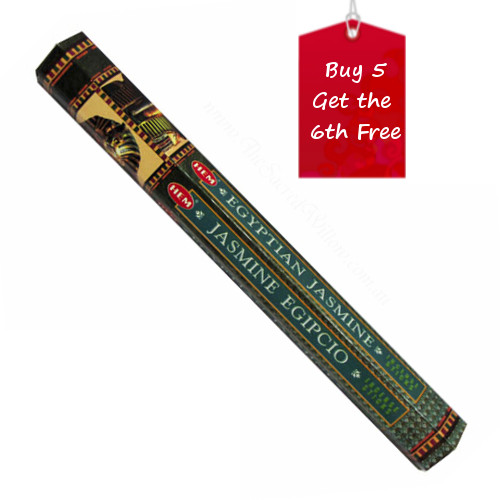 Egyptian Jasmine Hem Incense