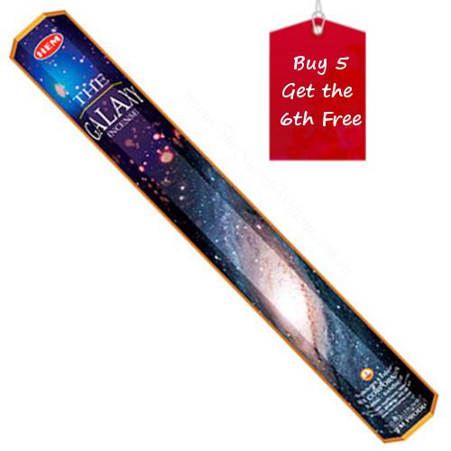 The Galaxy Hem Incense