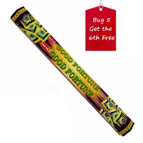 Good Fortune Hem Incense