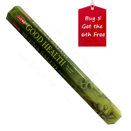Good Health Hem Incense