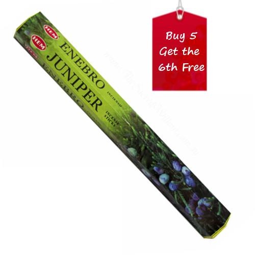 Juniper Hem Incense