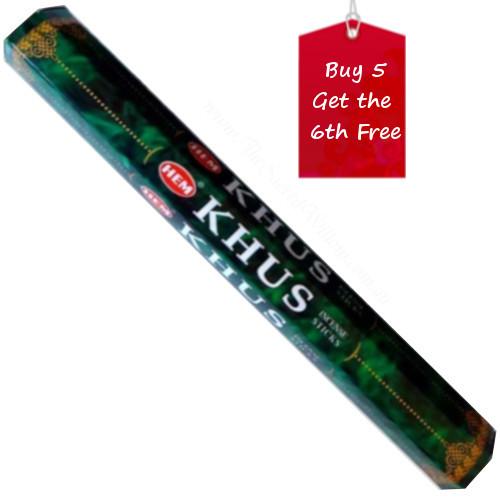 Khus Hem Incense Sticks
