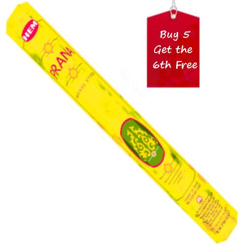 Prana Hem Incense Sticks