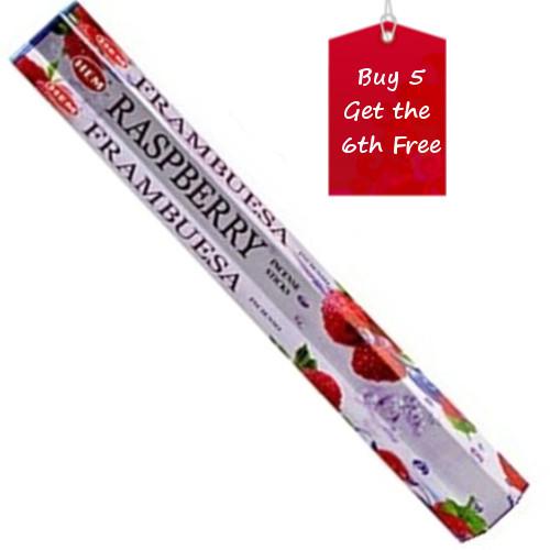 Raspberry Hem Incense