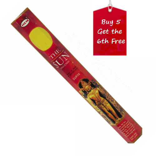 The Sun Hem Incense