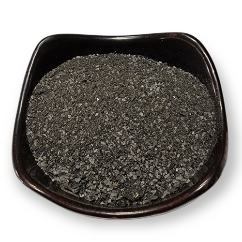 The Sacred Willow Witch's Black Salt (Hand Made) 100gm