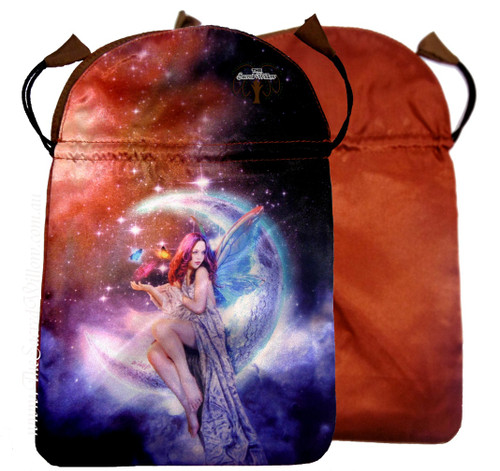 "Moon Fairy Tarot Bag by Lo Scarabeo 6"" x 9"""