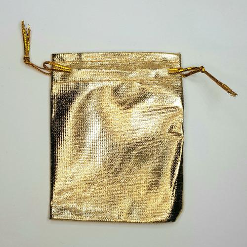 Gold Mojo Bag 8.5cm