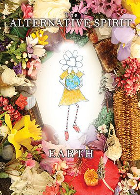 The Alternative Spirit Magazine 'Earth' Spring 2015 Australian Hardcopy
