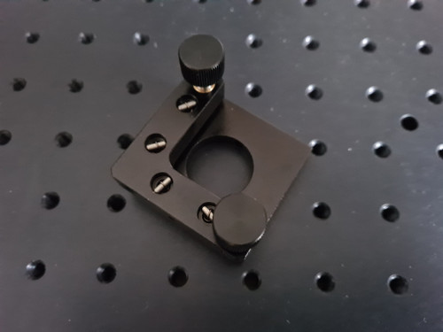 Kinematic Mount for circular optics