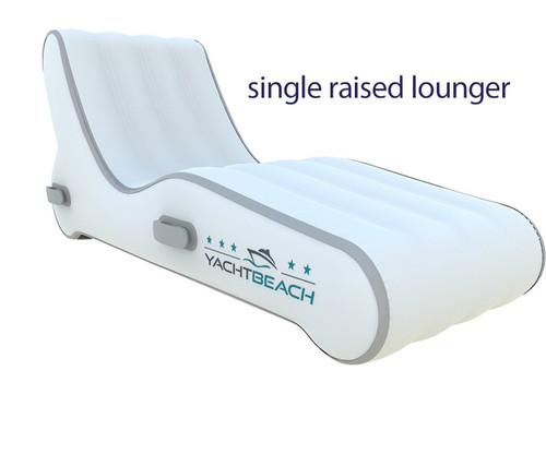 Aquabanas Single Lounger