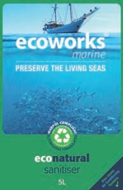 Ecoworks Natural Sanitizer