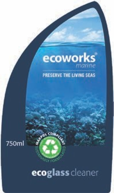 Ecoworks Glass Cleaner