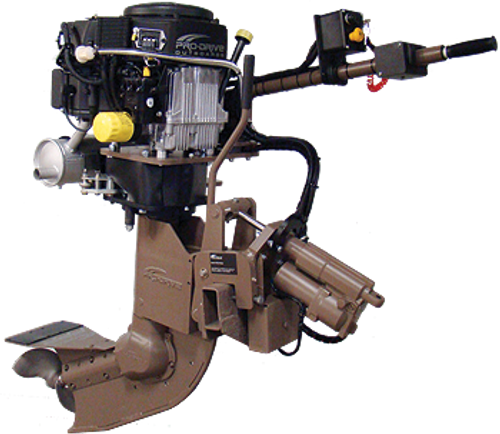 Pro-Drive Outboard X25