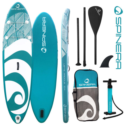 Spinera SUP Lets paddle distributed with Medasia Marine