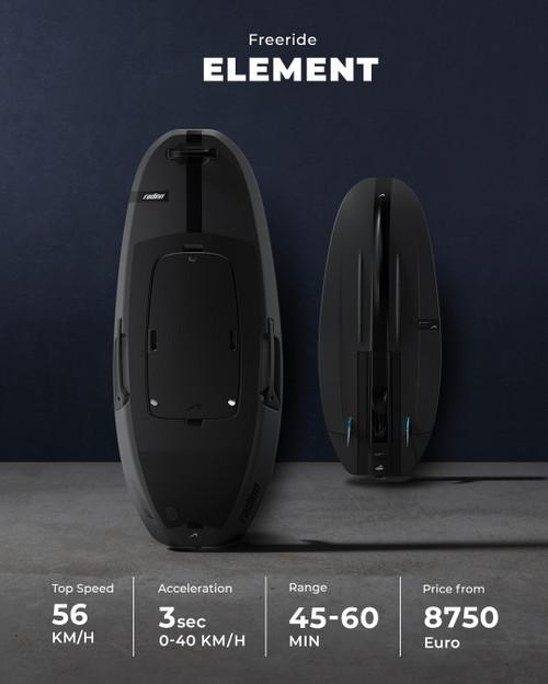 Radinn - G3X  Element