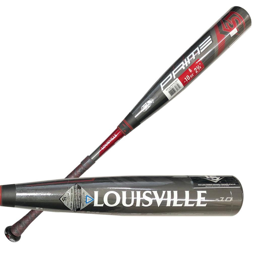 Louisville Slugger Prime Senior League 2020 (-10)-WTLSLPX10