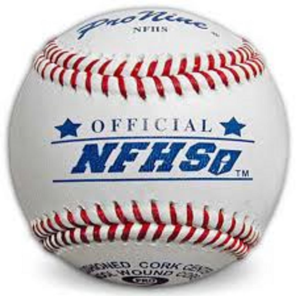 ProNine NFHSA Baseball- 1 dozen