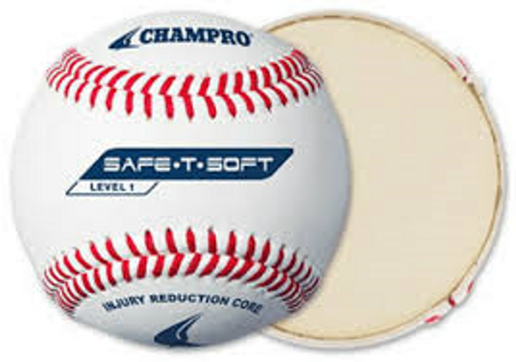 Champro CBB61 Baseball- 1 Dozen