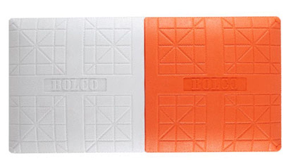 Bolco Molded Double First Base