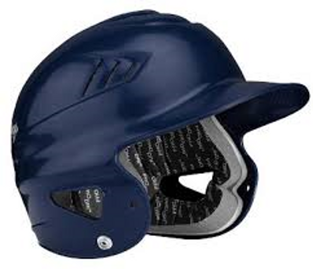 Rawlings COOLFLO Clear-Coat Batting Helmet
