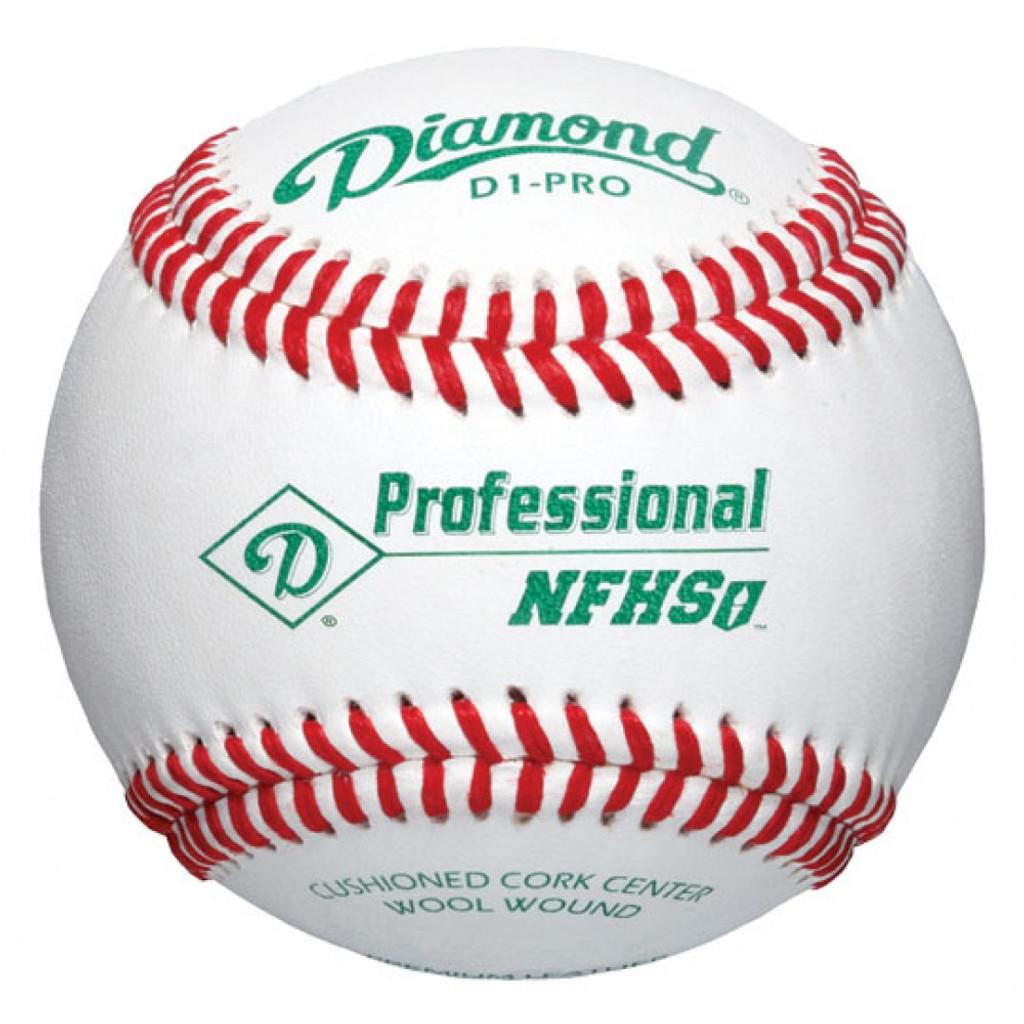 Diamond D1 Pro Baseball Dozen