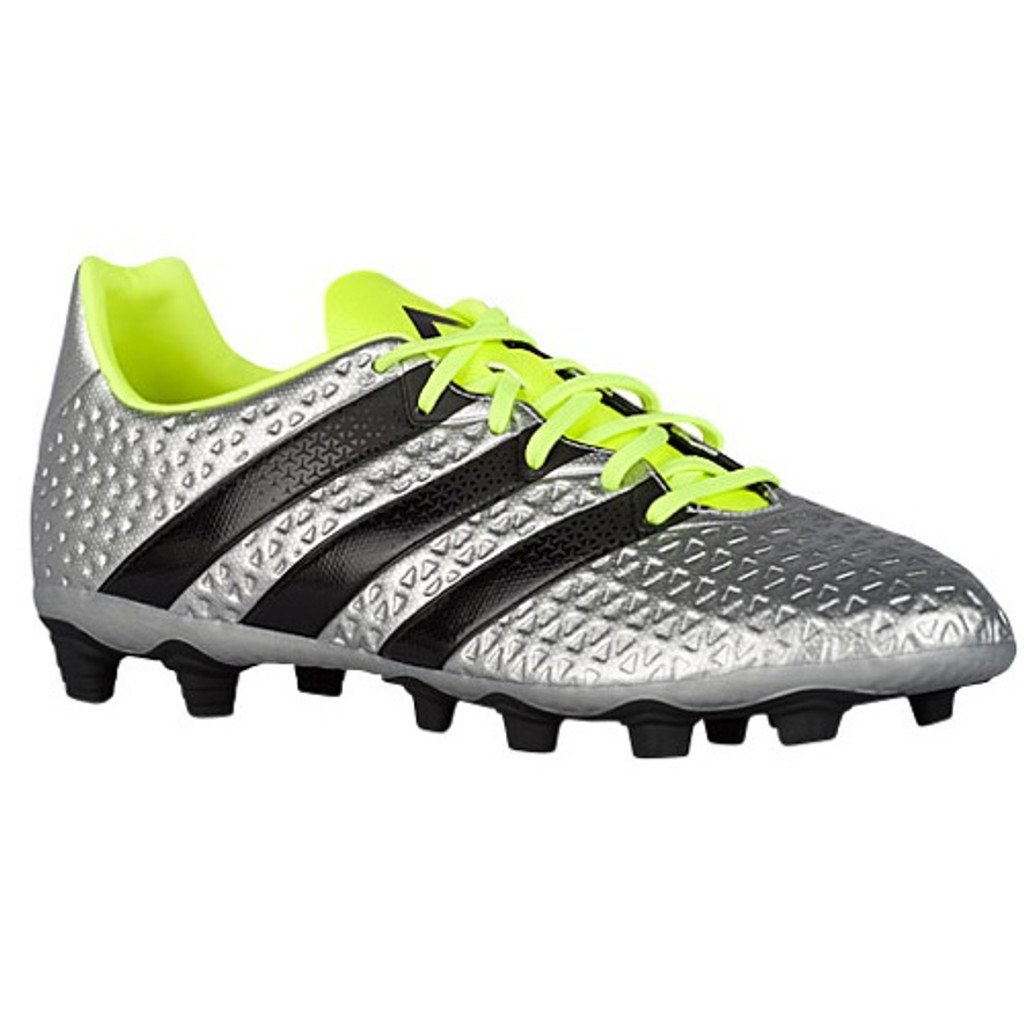 best website 736e0 afc61 Adidas Youth Ace 16.4 FxG Soccer Shoes - S42142