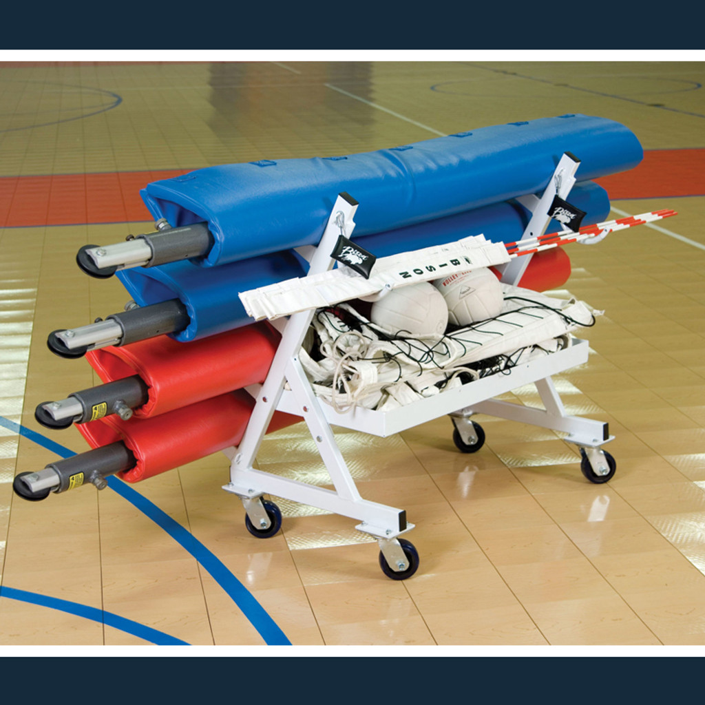 Volleyball System Transport Dolly