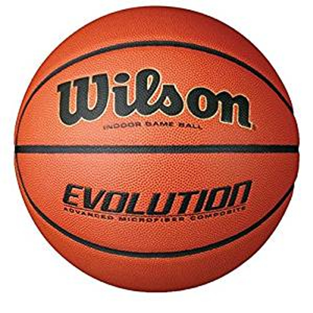"Wilson Evolution Intermediate 28.5"" Basketball"