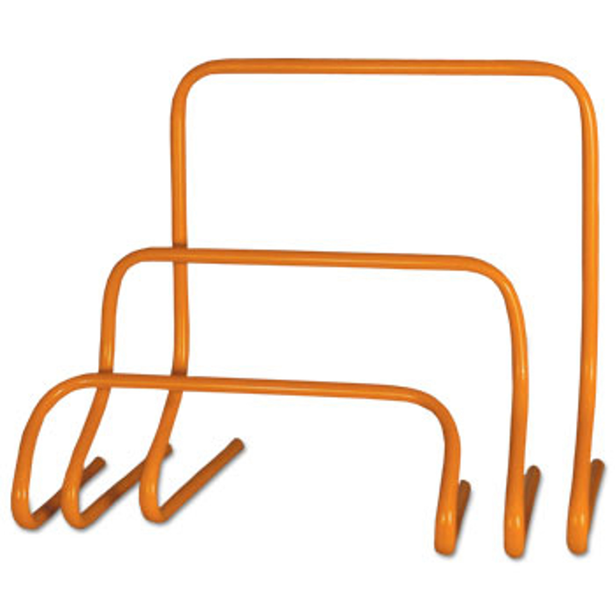 Orange Size 12 Champion Sports Speed Hurdle