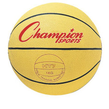 Champion Sports Weighted Basketball-3 lb HT73